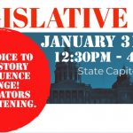 Legislative Day January 31st, 2019!