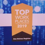 CSA Named Top Iowa Workplace